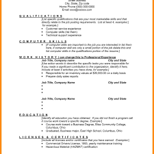 Short Resume Samples Show Resume Samples Resume Template Page Why You Shouldnt Cram 17