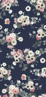 Floral wallpaper iphone, Floral ...