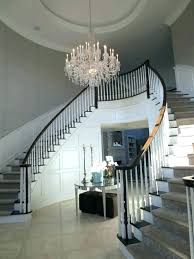 wonderful foyer lighting fixtures modern entryway chandelier chandeliers for medium size of light fixture ceiling crystal