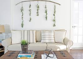 This has a few benefits — it's a bit like putting on a dress in that you only need one piece and you're done. 12 Affordable Ideas For Large Wall Decor Birkley Lane Interiors