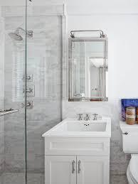 Traditional White Bathrooms White Carrara Marble Master Bathrooms Scandinavian All White