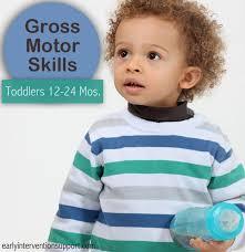 Gross Motor Skills Milestones For Toddlers 12 24 Months Eis