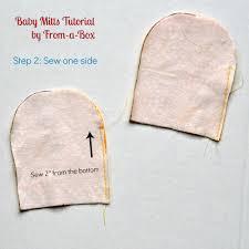 Baby Mittens Pattern