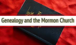 Church Genealogy Genealogy And The Mormon Church Ancestral Findings