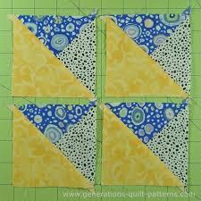 Double Pinwheel Quilt Block: 3