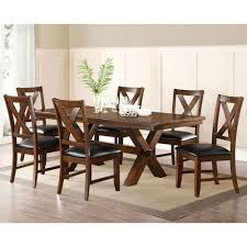 montcross 7 piece dining set