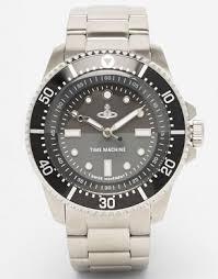 vivienne westwood shop men s vivienne westwood watches asos vivienne westwood silver metal watch