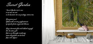Secret Garden Wallpaper Collectie La Aurelia