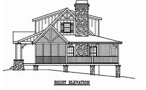 cottage house plan with wraparound porch by max fulbright