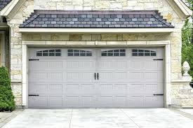 how much does a single car garage door cost exterior double car garage door replacement cost