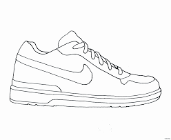 Coloring Pages Of Kd Shoes Copy Coloring Pages Nike Shoes New Air