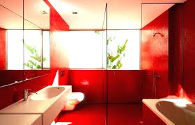 Red Bathroom Accessories Sets Red Bathroom Sets Merry Red Bathroom