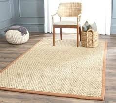 chenille jute rug coffee target soft