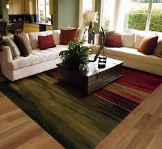 rugs living room nice: living room living room with area rugs nice color combination