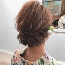 2018夏浴衣に合うヘアアレンジ長さ別にご紹介hair