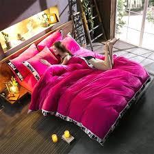 red velvet comforter pink velvet comforter secret velvet warm tower style embroidery bedding set 6 secret red velvet comforter red velvet bedding