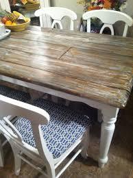 Restaining Kitchen Table Ideas Refinishing Kitchen Table Cliff Kitchen