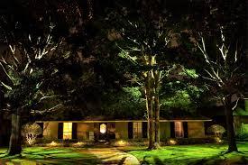 Landscape Lighting Moonlight Effect Moonlight Landscape Lighting Paulele Beach House