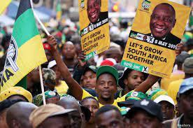 South African Mainstream Politics ...
