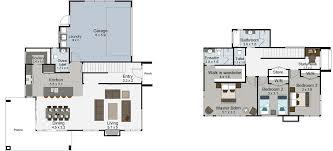 leigh 3 bedroom 2 y house plan landmark homes builders nz