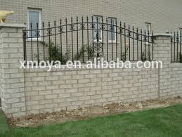 simple wrought iron fence. Simple Wall Wrought Iron Fence Gate Grill Design W