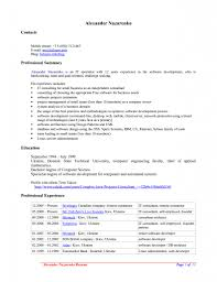 Mac Resume Templates 59 Images Resume Templates For Mac