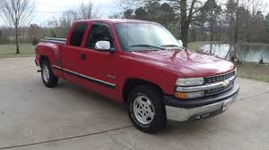 HD VIDEO 2000 CHEVROLET SILVERADO LS EXTENDED CAB TRUCK V8 FOR SALE WWW SUNSETMOTORS COM
