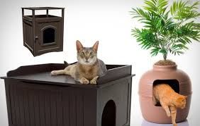 covered cat litter box furniture. Pet Product Buying Guide - Cat Litter Box Furniture Modern And Contemporary Products Updated Daily CoolPetProducts.com Covered U