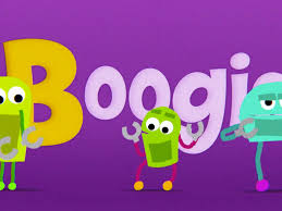 b is for boogie