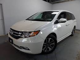 In the database of masbukti, available 4 modifications which released in at the release time, manufacturer's suggested retail price (msrp) for the basic version of 2016 honda odyssey touring is found to be ~ $21,000. Used 2016 Honda Odyssey Touring For Sale In Wadsworth Oh 5fnrl5h96gb100064