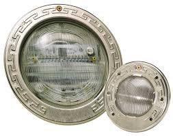 recessed light fixture led round pool intellibrite 5g