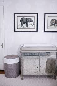 this mirrored changing table is insane!