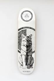 SOVRN Skateboard Decks http://www.sprhuman.com/2014/02