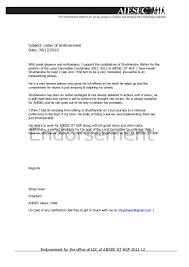 letter of endorsement shubhanshu mishra