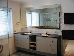 Frameless Mirror Bathroom Vanity Bathroom Mirrors - Design ideas ...