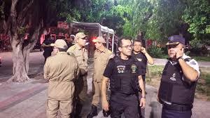 Resultado de imagem para Homem sofre tentativa de assassinato em praça de Fortaleza