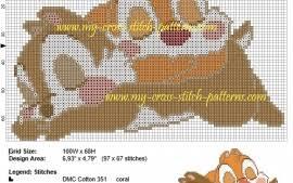 Free Disney Cross Stitch Charts Disney Free Cross Stitch Patterns Simple Unique Alphabets Baby