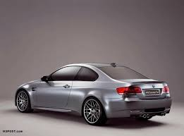 2008 BMW M3 Coupe (E92) - Official Press Pictures + Press Release Text