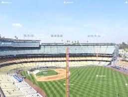 Dodger Stadium Reserve 54 Seat Views Seatgeek