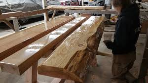 this was one of my favorite projects this is a desk or meeting table for