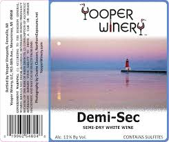 this wine is made in the german style with a blend of vidal riesling vignoles light and refreshing for summer satisfying many palates a great gift