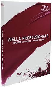 Wella Red Color Chart Wella Koleston Perfect Me And Ct Color Chart