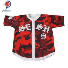 Mens Softball Jersey Designs Custom Made Mens Polyester Sublimation Baseball Jersey In