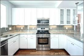 white tile backsplash gray grout kitchen with marble cement steals white tile backsplash gray grout kitchen with marble cement steals