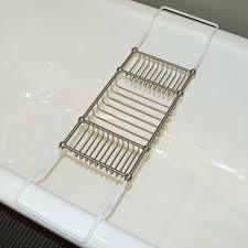 bath tub caddy signature hardware