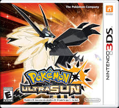 Ds Games Pokemon Sun And Moon