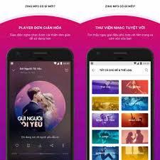 Tải Zing Mp3 Miễn Phí -Tải ứng dụng Zing Mp3 về điện thoại Android
