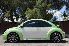 2000 Volkswagen Beetle Custom Coupe Side Profile 197045 Volkswagen Beetle Volkswagen Vw New Beetle