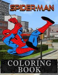 Even more activities see all. Spiderman Coloring Book Great 60 Coloring Book For Kids Ages 4 10 And Any Fan Of Spider Man Paperback The Book Stall