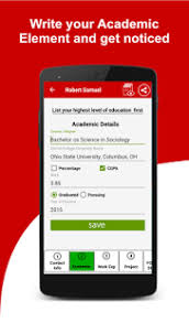 ... Resume Builder Free, 5 Minute CV Maker & Templates- screenshot  thumbnail ...